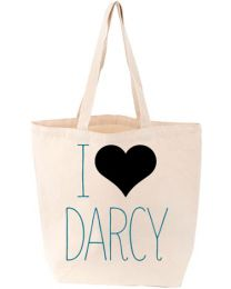 I Heart Darcy BabyLit® Tote