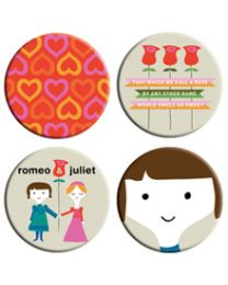 Button-Romeo & Juliet pack