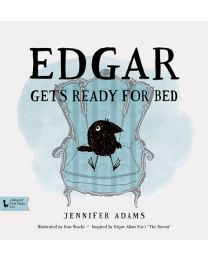 Edgar Gets Ready for Bed: A BabyLit® Book