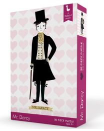 Mr. Darcy BabyLit® Puzzle