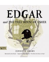 Edgar and the Tree House of Usher: A BabyLit® Book