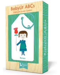 BabyLit® ABC Stroller Flash Cards