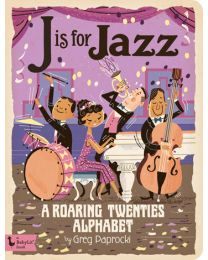 J Is for Jazz