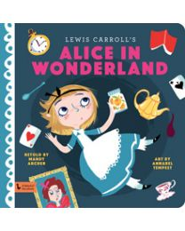 Alice in Wonderland: A BabyLit Storybook
