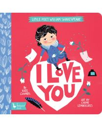 Little Poet William Shakespeare: I Love You